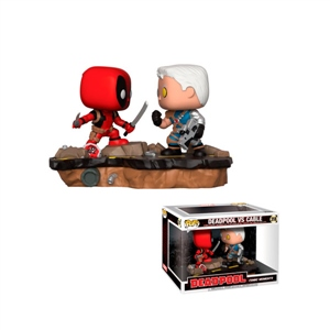 Figura POP Marvel Deadpool vs Cable