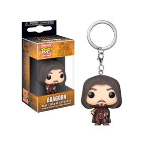 Llavero Pocket POP El Señor de los Anillos Aragorn