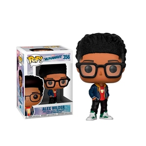 Figura POP Marvel Runaways Alex