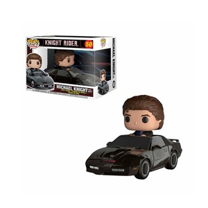 Figura POP Ride Knight Rider Kitt