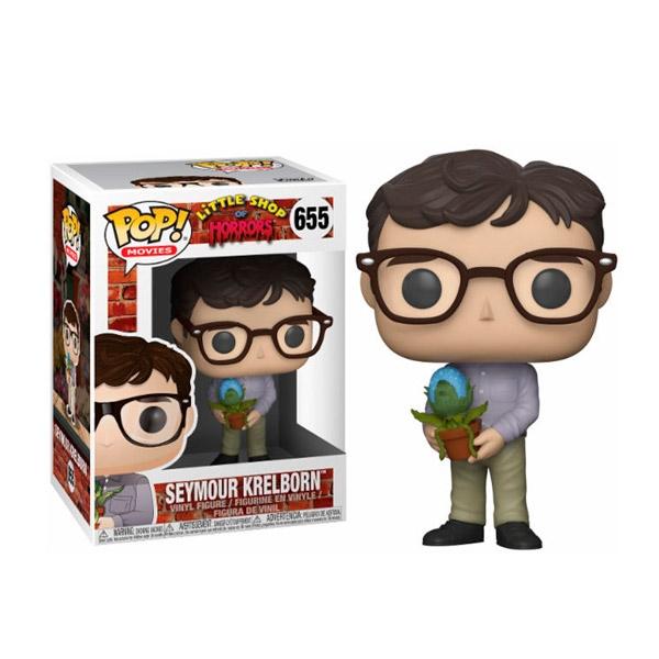 Figura POP Pequeña Tienda de los Horrores Seymour+Audrey II