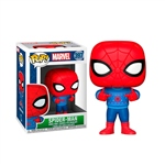 Figura POP Marvel Holiday Spider-Man with Ugly Sweater