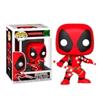 Figura POP Marvel Holiday Deadpool with Candy Canes