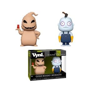 Figuras Vynl Disney Pesadilla Ant. Oogie Boogie and Behemoth