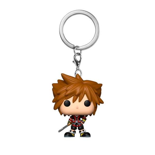 Llavero Pocket POP Disney Kingdom Hearts 3 Sora