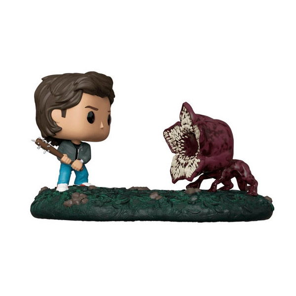 Figura POP Stranger Things Steve vs Demodog