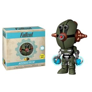 Figura 5 Star Fallout Assaultron series 2