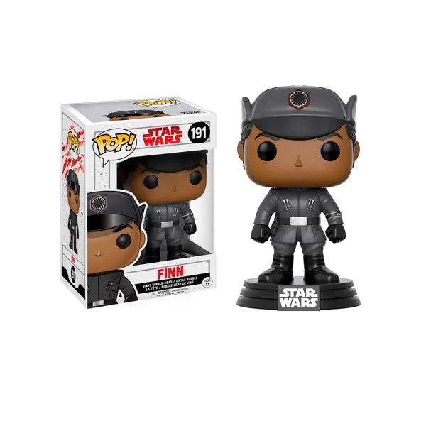 Figura Bobble POP! Star Wars Episode VIII The Last Jedi Finn