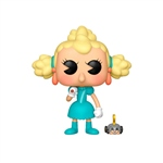 Figura POP Cuphead Sally Stageplay