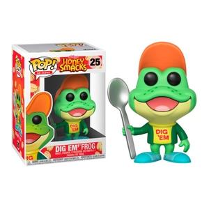 Figura POP Ad Icons Dig Em Frog