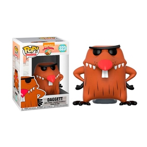 Figura POP Angry Beavers Daggett