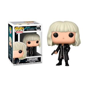 Figura POP Atomic Blonde Lorraine Outfit 2