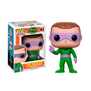 Figura POP Batman 1966 The Riddler