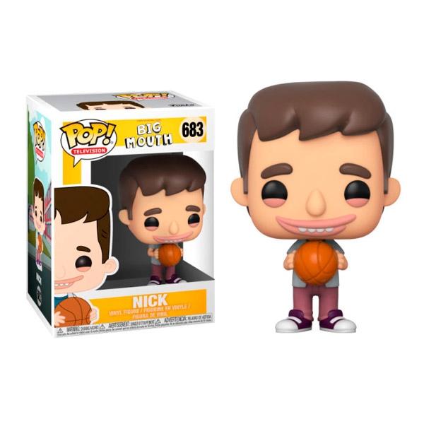 Figura POP Big Mouth Nick