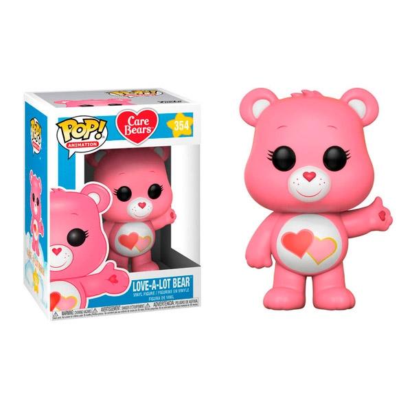 Figura POP Care Bears Love-A-Lot Bear