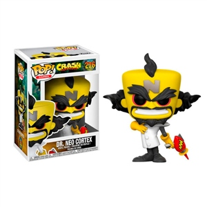 Figura POP Crash Neo Cortex