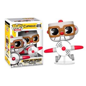 Figura POP Cuphead Aeroplane Cuphead