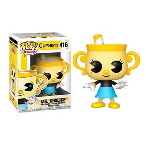 Figura POP Cuphead -Ms. Chalic