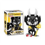 Figura POP Cuphead The Devil