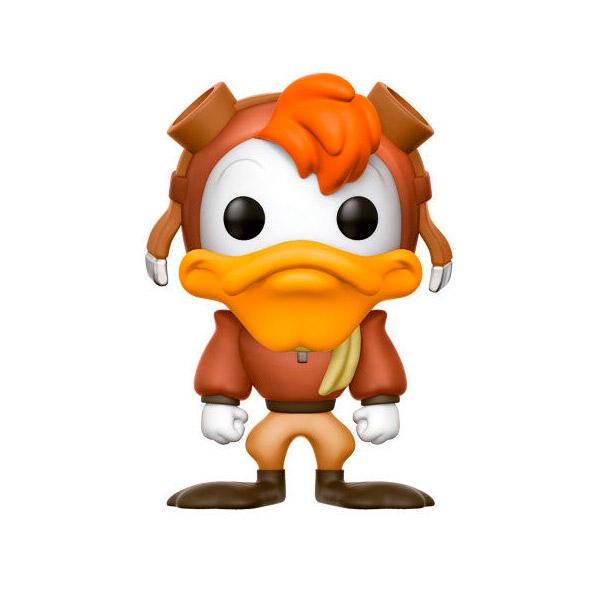 Figura POP Darkwing Duck Launchpad McQuak