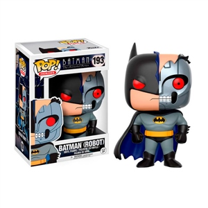Figura POP DC Batman Animated Robot Batman