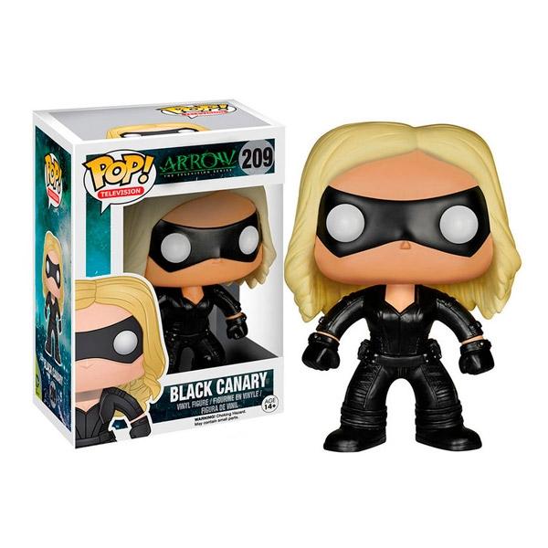 Figura POP DC Comics Arrow Black Canary