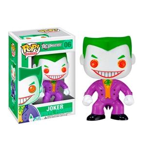 Figura POP DC Comics Batman Jocker