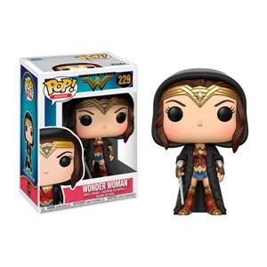 Figura POP DC Wonder Woman Cloak