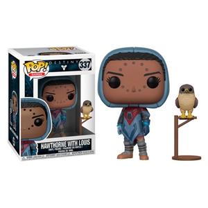 Figura POP Destiny Hawthorne with Hawk
