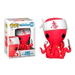 Figura POP Disney Monsters Inc. Chef