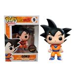Figura POP Dragon Ball Z Black Hair Goku Exclusive