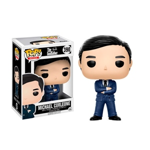 Figura POP El Padrino Michael Corleone