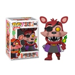 Figura POP Five Nights al Freddys 6 Pizza Sim Rockstar Foxy