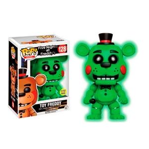 Figura POP Five Nights At Freddy's Toy Freddy