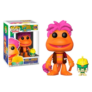 Figura POP Fraggle Rock Gobo with Doozer