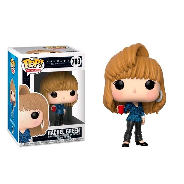 Figura POP Friends 80s Hair Rachel Green
