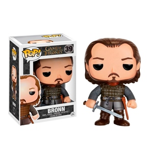 Figura POP Game of Thrones Bronn