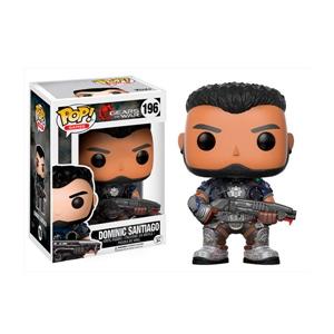 Figura POP Gears of War Dominic Santiago