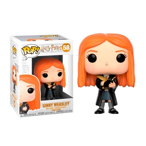 Figura POP Harry Potter Ginny with Diary