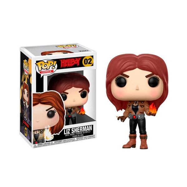 Figura POP Hellboy Liz Sherman