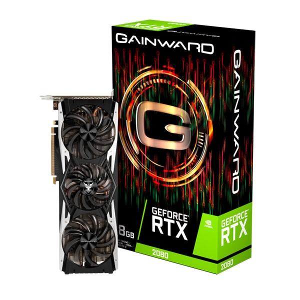 Gainward Nvidia GeForce RTX 2080 8GB - Gráfica