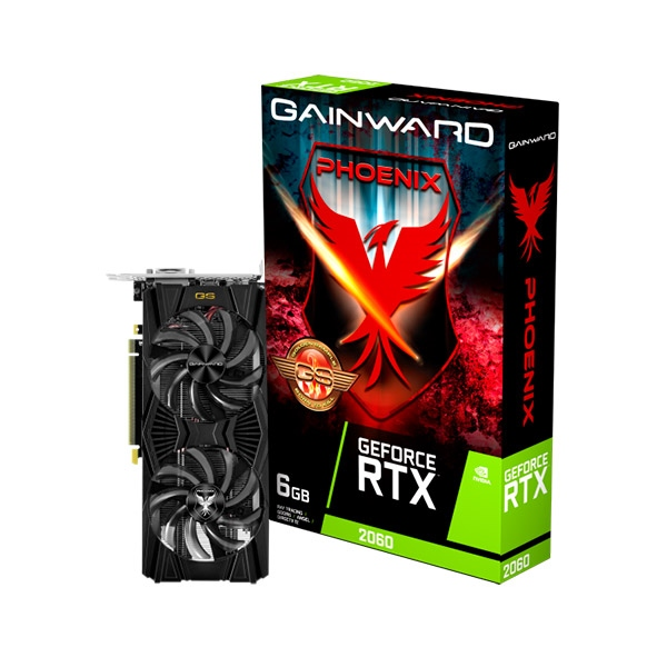 Gainward Nvidia GeForce RTX 2060 Phoenix 6GB - Gráfica