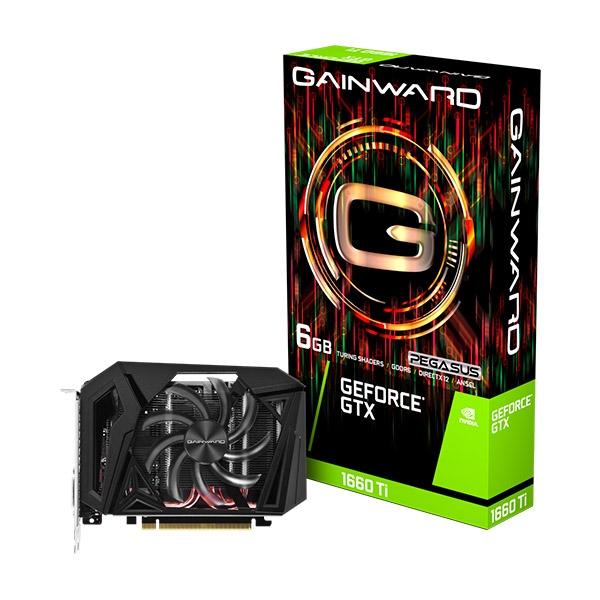Gainward GeForce GTX 1660 Ti Pegasus 6GB - Gráfica