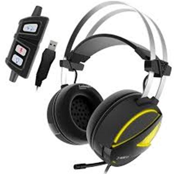 Gamdias Hebe M1 RGB USB 7.1 virtual – Auricular