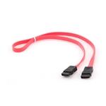 GeMBird SATA III 50cm rojo - Cable de datos