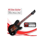 ION ALL-STAR Adaptador Guitarra iPad, iPhone, y iPod touch