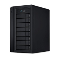 Pegasus 3 R8 80TB para MAC - Servidor NAS
