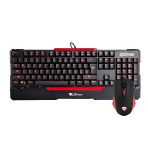 Genesis CX55 gaming – Kit teclado y ratón