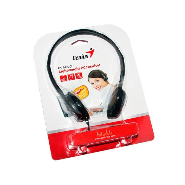 Genius HS-M200C – Auriculares