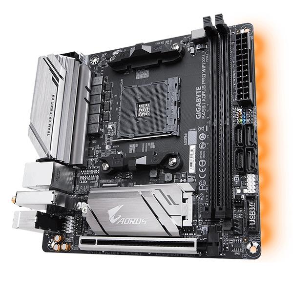 Gigabyte B450I Aorus Pro Wifi - Placa Base